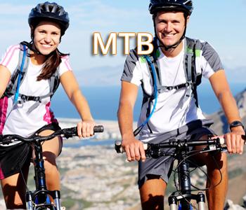 Mountainbike Räder